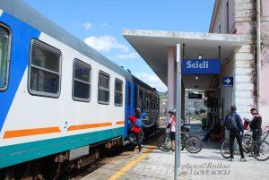 littorinia Scicli treno raggiungere Scicli