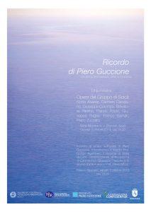 Piero Guccione Day. A Scicli si ricorda l'artista ad un anno dalla scomparsa