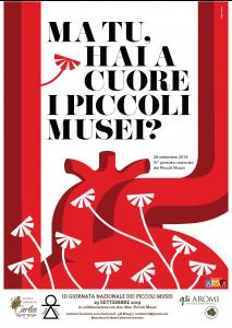 Giornata Nazionale dei Piccoli Musei il 29 settembre con la farmacia Cartia