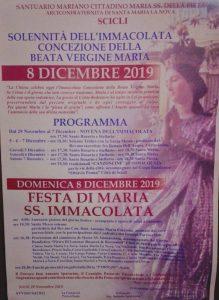 programma canzoncine 2019