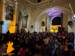 La veglia d'avvento ha portato più di 600 giovani a Scicli! Le foto