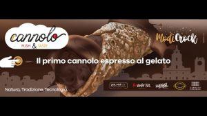 Cannolo Push&Taste il nuovo cannolo espresso al gelato