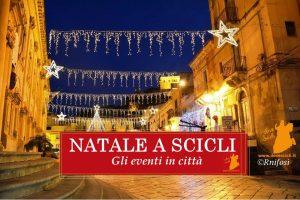 Natale a Scicli. Gli eventi e gli spettacoli dal 21 al 30 dicembre 2019