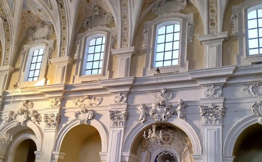 Scicli – Chiesa di San Giuseppe. Esplora a 360°