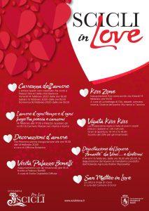 Scicli in love. Il 14 febbraio tante iniziative per gli innamorati