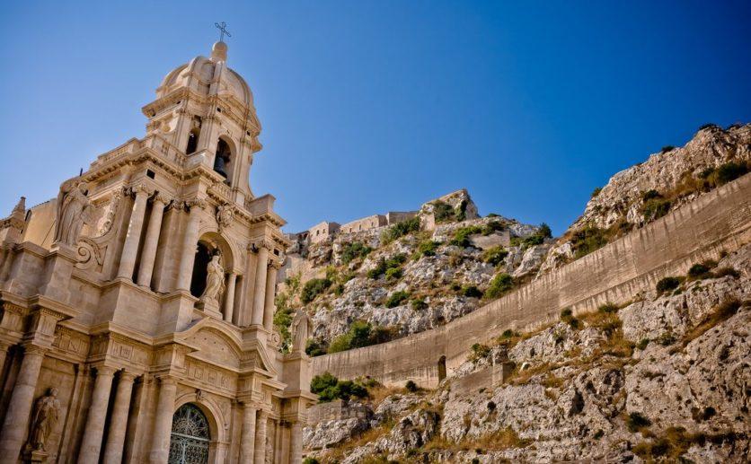 Scicli – Chiesa di San Bartolomeo. Esplora a 360°