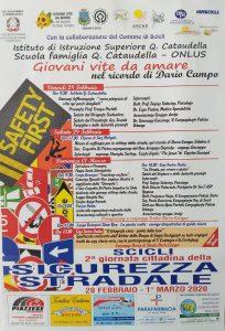Giornata sulla sicurezza stradale a Scicli