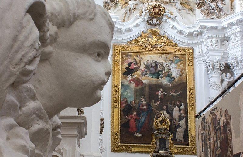 Scicli – Chiesa di Santa Teresa. Esplora a 360°