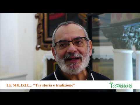 """LE MILIZIE… """"tra storia e tradizione"""" con Don Ignazio LA CHINA – Sabato 30 Maggio dalle ore 15:00 sul web"""