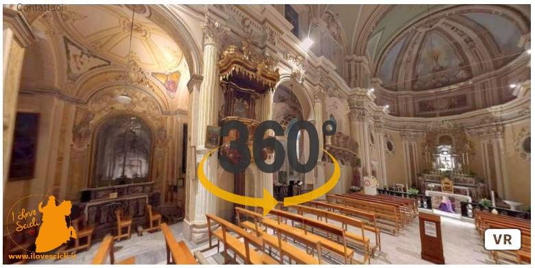 Chiesa Madre di Scicli 360°