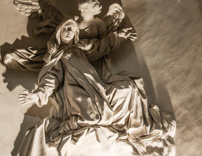 Scicli – Chiesa del Carmine. Esplora a 360°
