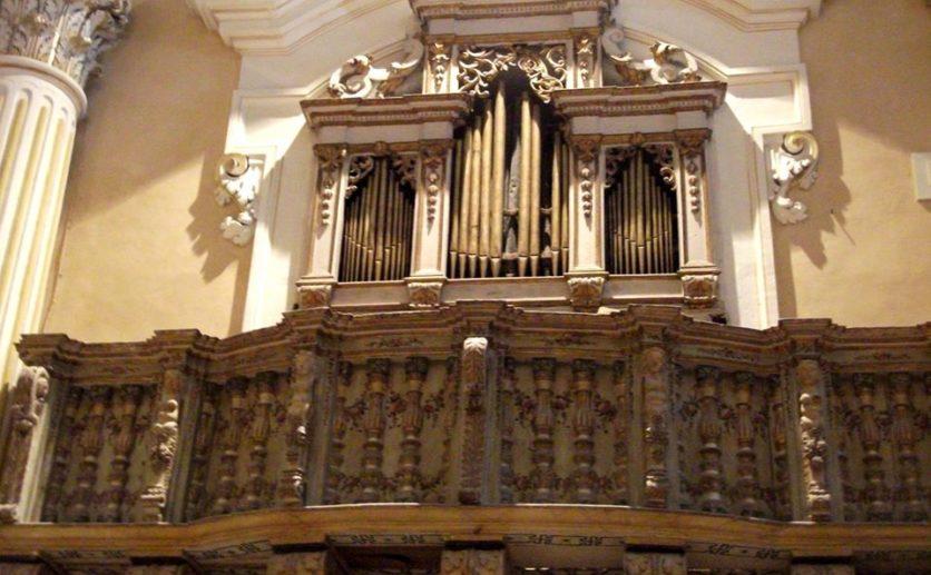 A Scicli il primo tour degli storici e prestigiosi Organi a Canne della Città