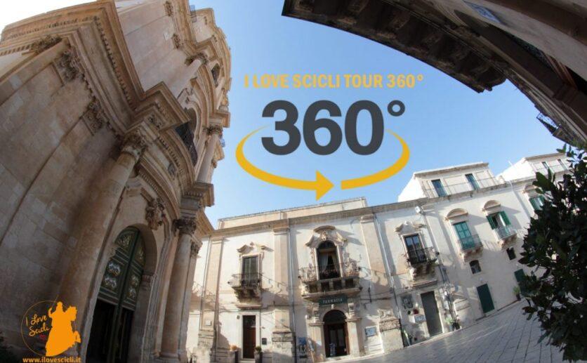 I love SCICLI VIRTUAL TOUR 360° Scopri l'arte di Scicli rimanendo a casa