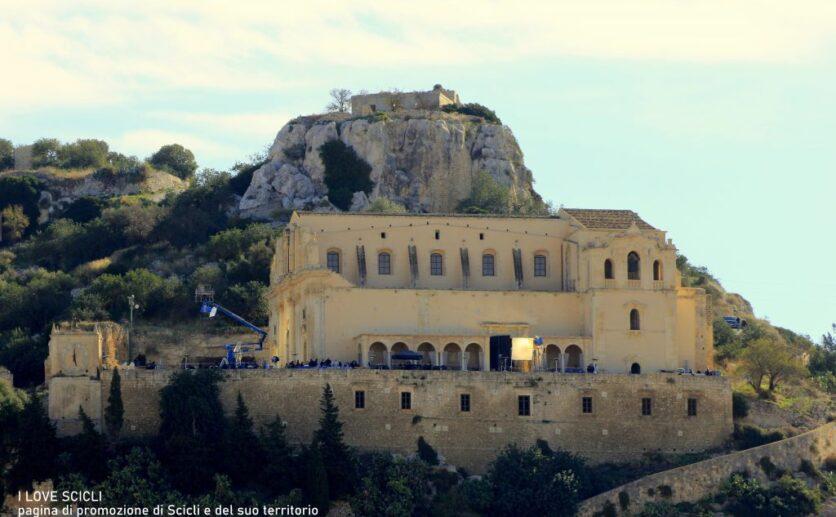 Iniziate le riprese di Cyrano a Scicli. San Matteo sotto i riflettori