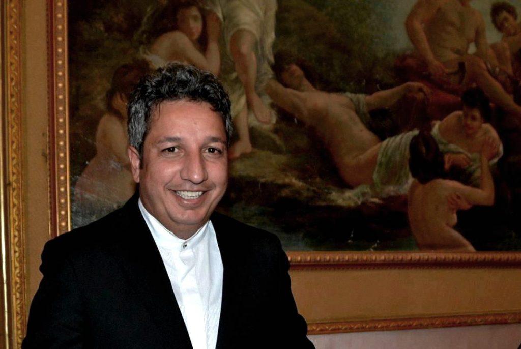 M°. Marcello Giordano Pellegrino