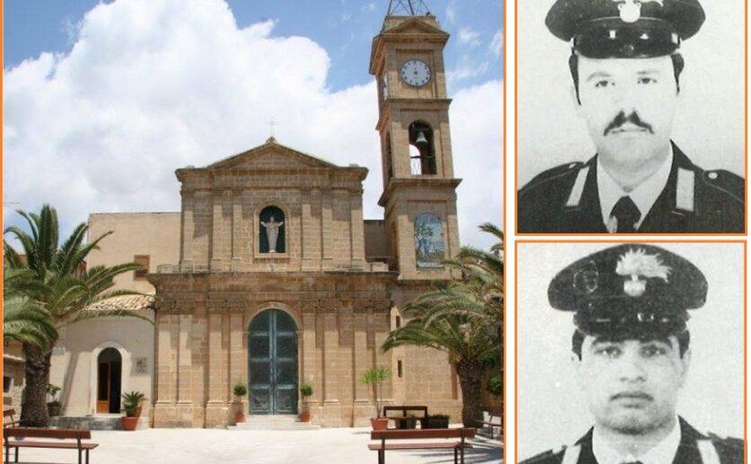 Donnalucata. Il monumento commemorativo ai carabinieri caduti
